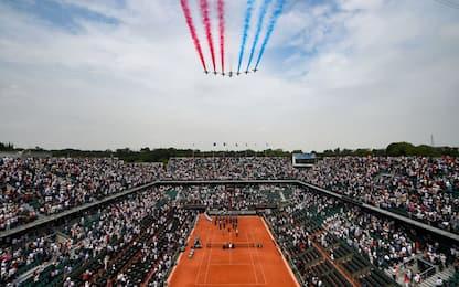 Parigi: c'è Sonego per Federer. Il tabellone
