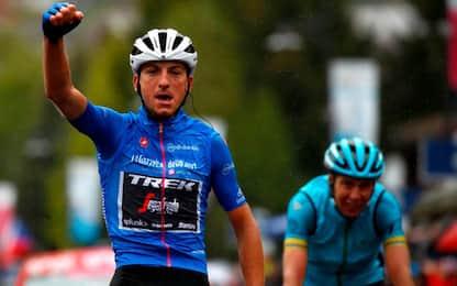 Giro: impresa Ciccone, Carapaz resta in Rosa