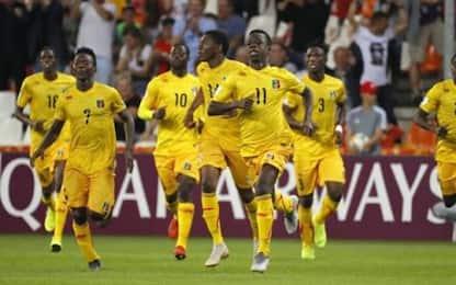 U-20, il Mali sfiderà l'Italia: Argentina ko