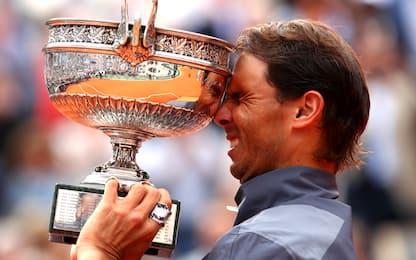 A Parigi è sempre Nadal, 12° Roland Garros vinto