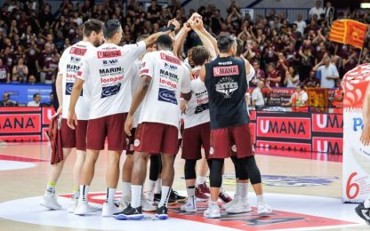 Finali Playoff: Venezia batte Sassari in gara 1