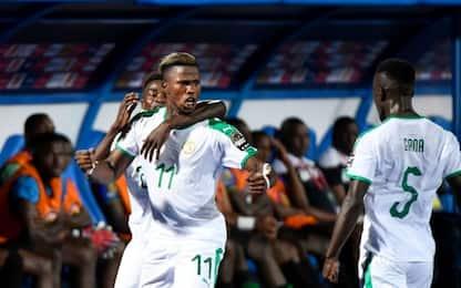 Coppa d'Africa, Keita trascina il Senegal