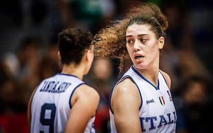Italia, ko indolore: le Azzurre superano il girone