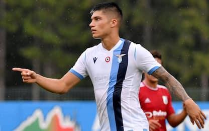Super Correa, la Lazio dilaga 5-0 contro l'Entella