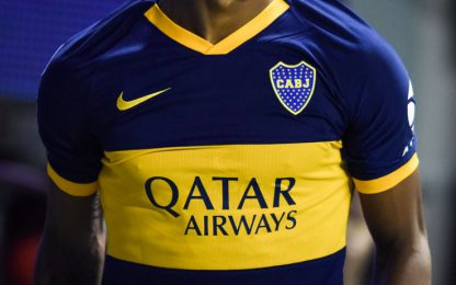 Il Boca passa a Adidas, lascia Nike dopo 23 anni