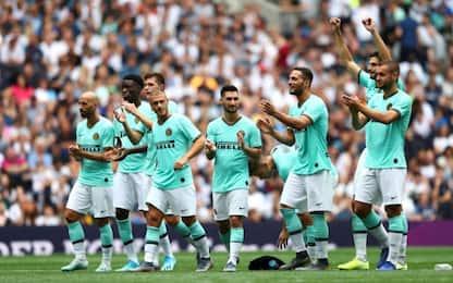 Inter in crescita, vittoria ai rigori a casa Spurs