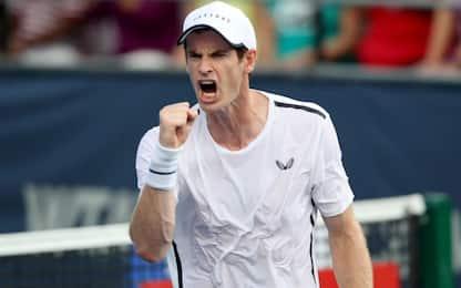 Murray torna in singolare: giocherà Cincinnati