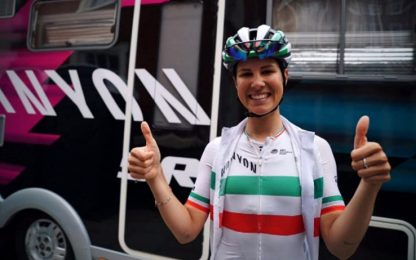 Sorriso Cecchini, vince argento europeo
