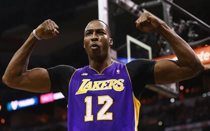 I Lakers interessati al ritorno di Dwight Howard