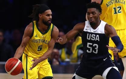Mills trascina l'Australia: USA ko dopo 78 partite