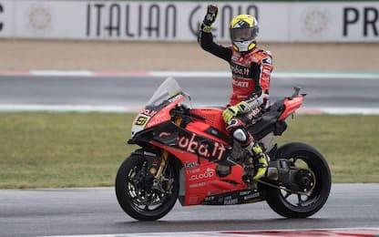 SBK, Temporali: Ducati, la classifica inganna