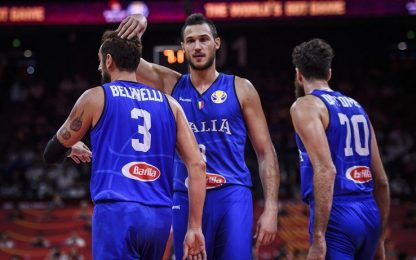 ItalBasket, super esordio con le Filippine: 108-62