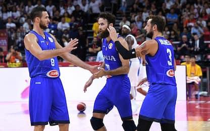 Italia-Angola alle 9.30 su Sky Sport Uno