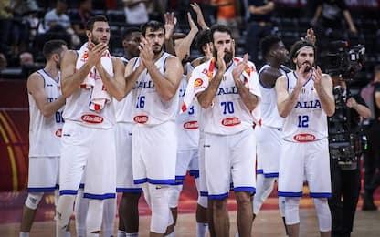 Mondiali, alle 13.30 Italia-Serbia su Sky Sport