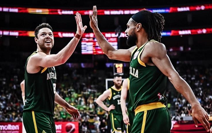 Mondiali Basket, I Risultati Di Oggi: L'Australia Vince Il