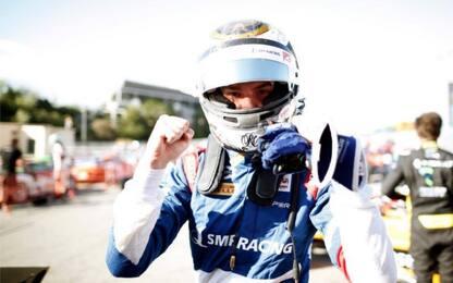 F3, Shwartzmann vince gara-1 a Monza