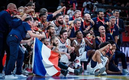La Francia si prende il bronzo, Australia ko 67-59
