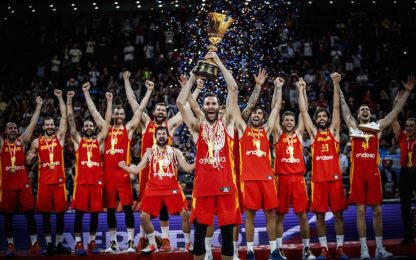 Spagna campione del mondo: 95-75 all'Argentina