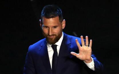 The Best Fifa, è Leo Messi il miglior giocatore