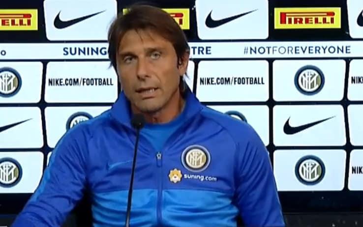 """Torino-Inter, Conte in conferenza: """"Sensi out, l'emergenza sarà uno ..."""