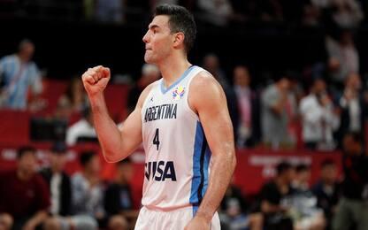 Colpo dell'Olimpia Milano: arriva Luis Scola