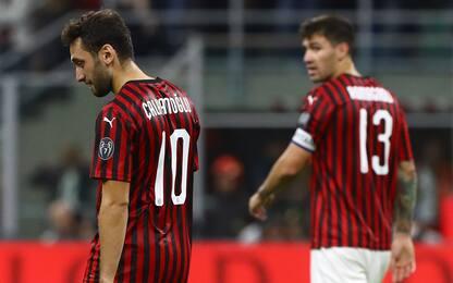 Dentro la crisi del Milan
