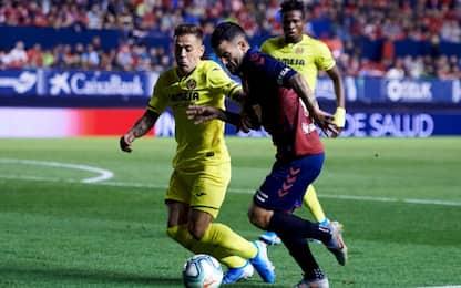 Osasuna-Villarreal 2-1