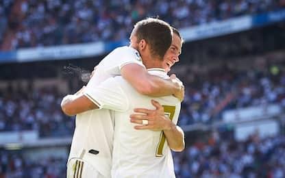 Real Madrid-Granada CF 4-2