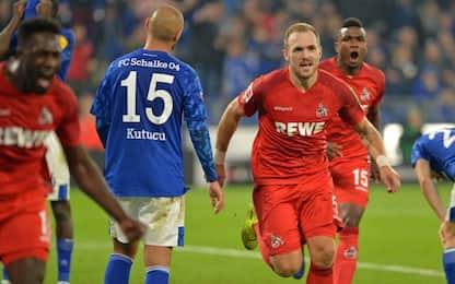 Schalke 04-1. FC Köln 1-1