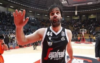 Basket: Brindisi vince a Milano, Bologna vola