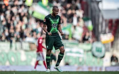 Wolfsburg-Union Berlino 1-0