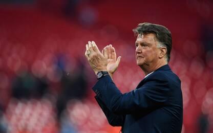 Van Gaal lascia il calcio dopo un grave lutto