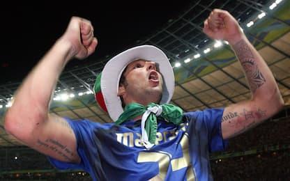 """Materazzi: """"I segreti della vittoria del 2006"""""""