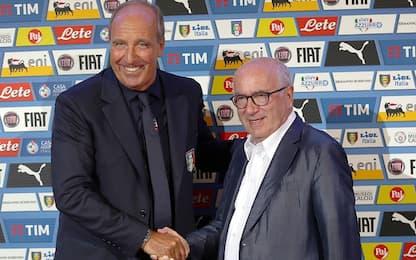 Italia, il Ct Ventura prolunga fino al 2020