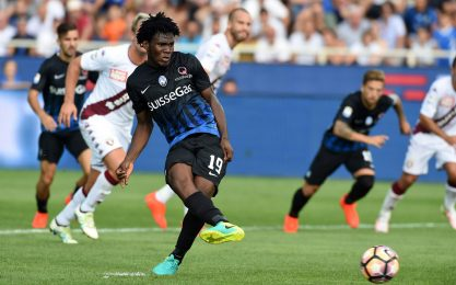 Kessie, offerta dell'Everton: l'Atalanta rifiuta