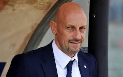 "Spezia, Di Carlo: ""Sfortunati nei minuti finali"""