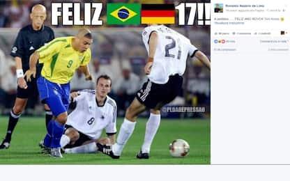 "Ronaldo, risposta da ""Fenomeno"" a Kroos"