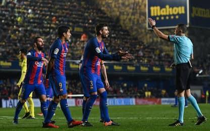 Furia Piquè, il Barça diserta il Galà FIFA
