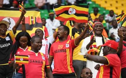 Uganda, il cuore non basta: vince il Ghana 1-0