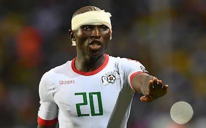 Gabon-Burkina Faso: 1-1 e 5 fuori in barella