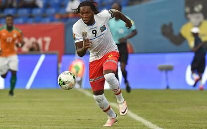 Congo, riecco Mbokani: con la Costa d'Avorio è 2-2
