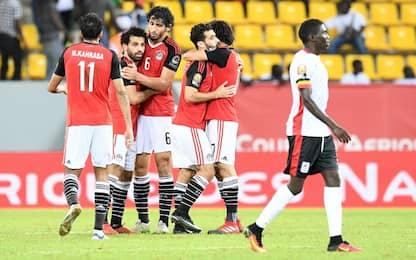 L'Egitto vede la luce al 90', Ghana indomabile