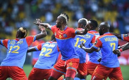 Kabananga, eroe inatteso: il Congo vola ai quarti