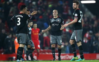 EFL Cup, Long elimina i Reds: Saints in finale