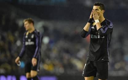 Coppa del Re, Real Madrid eliminato dal Celta Vigo