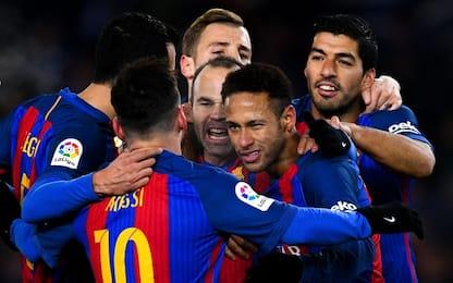Coppa del Re, Barça in semi: 5-2 alla R. Sociedad