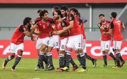 Salah leader, Egitto avanti da primo in classifica