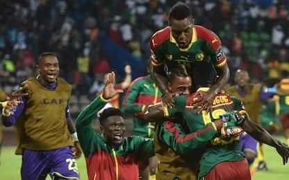 Il Camerun è indomabile. Il segreto? E' il gruppo