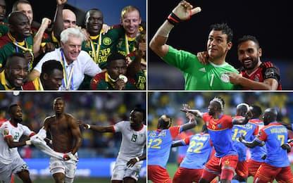 Arrivederci Coppa d'Africa: 10 storie da ricordare