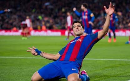 Coppa del Re, 1-1 con l'Atletico: Barça in finale